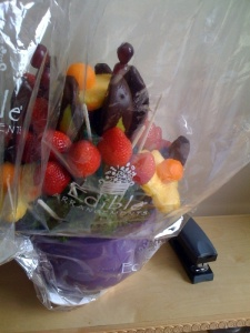 ediblearrangements - The Law of Attraction Works Again!