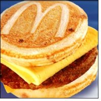 mcgriddle - The McGriddle kind of weirds me out