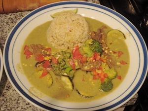 dsc02965 - Green Curry