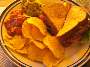 dsc030591 - Vegan Lentil Walnut Burgers