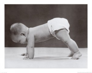 baby push up - Baby Steps