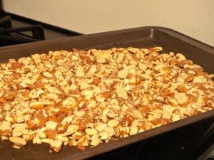 dsc03560 - Chris' Coconut Almond Granola
