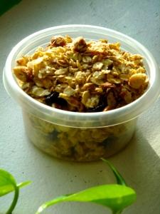dsc03570 - Chris' Coconut Almond Granola