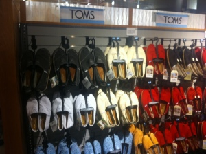 img 2094 - Would you buy shoes at Whole Foods?