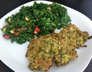 img 2623 - Easy Zucchini Fritters