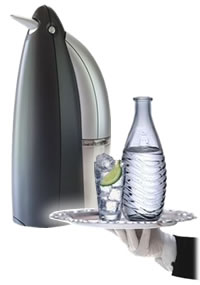 penguin butlertray - Why I Love My Seltzer Maker