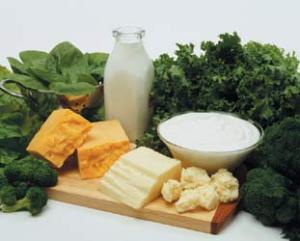 calcium foods from muscle gaining - Calcium for PMS
