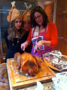 2011 Thanksgiving Photobomb--one of my favorite family pictures ever