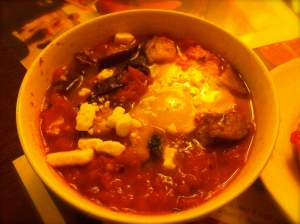 img 3845 - Lazy (or busy) person's shakshouka