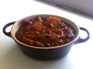 butternut black bean chili - Butternut Black Bean Chili