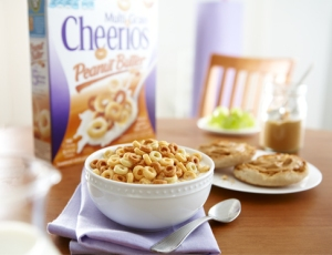 mgcpb productshot a ashx - Have you tried the new Peanut Butter Cheerios?
