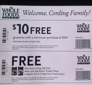 img 4447 - Thanks for the coupons, but...