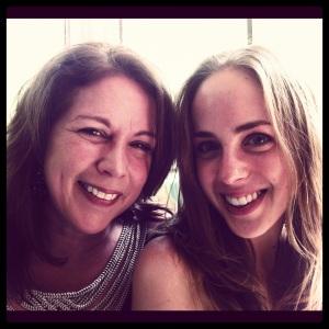 me & my beautiful madre
