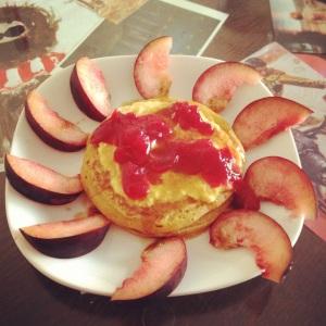 img 0727 - Pumpkin Pancakes