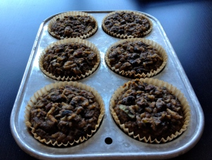 img 1482 - Rice & Bean Cup-Muffins