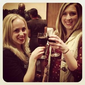 jess and julia graduation - Rouge Tomate