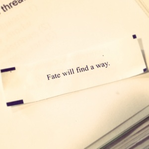 fortune cookie fate