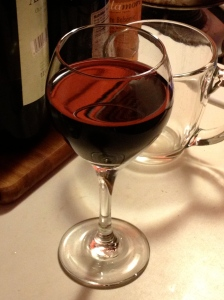 Being a wine snob in your own home is one thing, but in public?