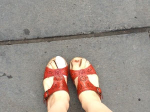 img 2716 - That Time I Wore Sandals To Work