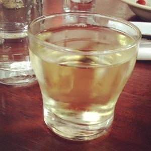 Smith wine glass