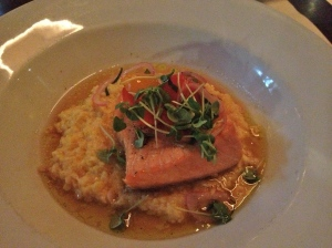 Mercer Kitchen Salmon