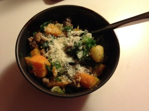 img 3696 - Gnocchi with Roasted Butternut Squash and Kale