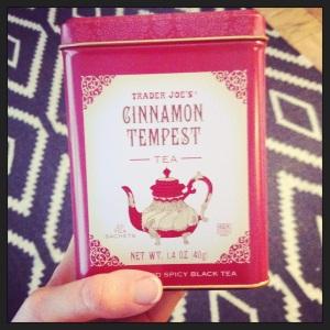 Cinnamon Tempest tea