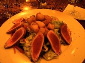 ahí tuna salad