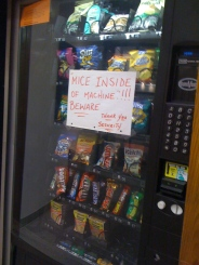 mice vending machine