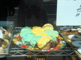 melting cupcakes