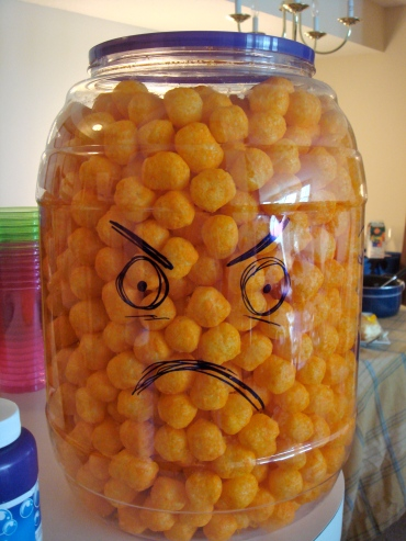Angry Puffs
