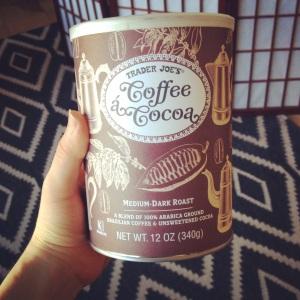 Trader Joe's Coffee and Cocoa